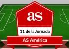 El once latinoamericano de la jornada del fútbol europeo