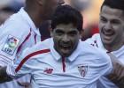 Cincuentenario con gol de Banega en Liga con el Sevilla
