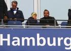 El Hamburgo quiere a Van der Vaart de embajador
