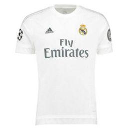 Camiseta Real Madrid 1ª Champions 2015 2016. Hazte con ella por 89 9d6f9d6daedaa