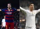Suárez y Cristiano, los más decisivos del fútbol español