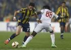 Souza marca un doblete y el Fenerbahce gana al Lokomotiv