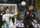 El Hamburgo se atasca en la zona media ante el Eintracht
