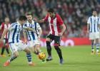 Raúl García no jugará ante el Valencia y Williams será duda