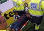 Bambock, en el hospital tras un golpe en el cuello