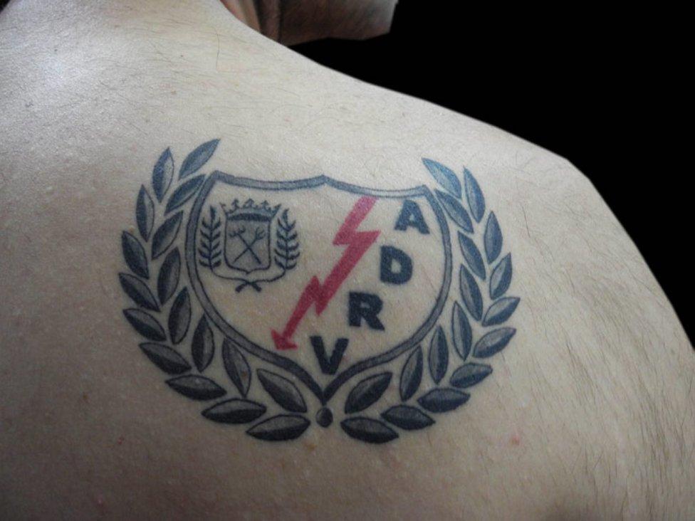 36 Tatuajes De Escudos De Futbol Que Te Sorprenderan As Com