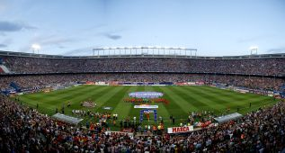 Oficial: la final de Copa será en el Calderón el 22 de mayo