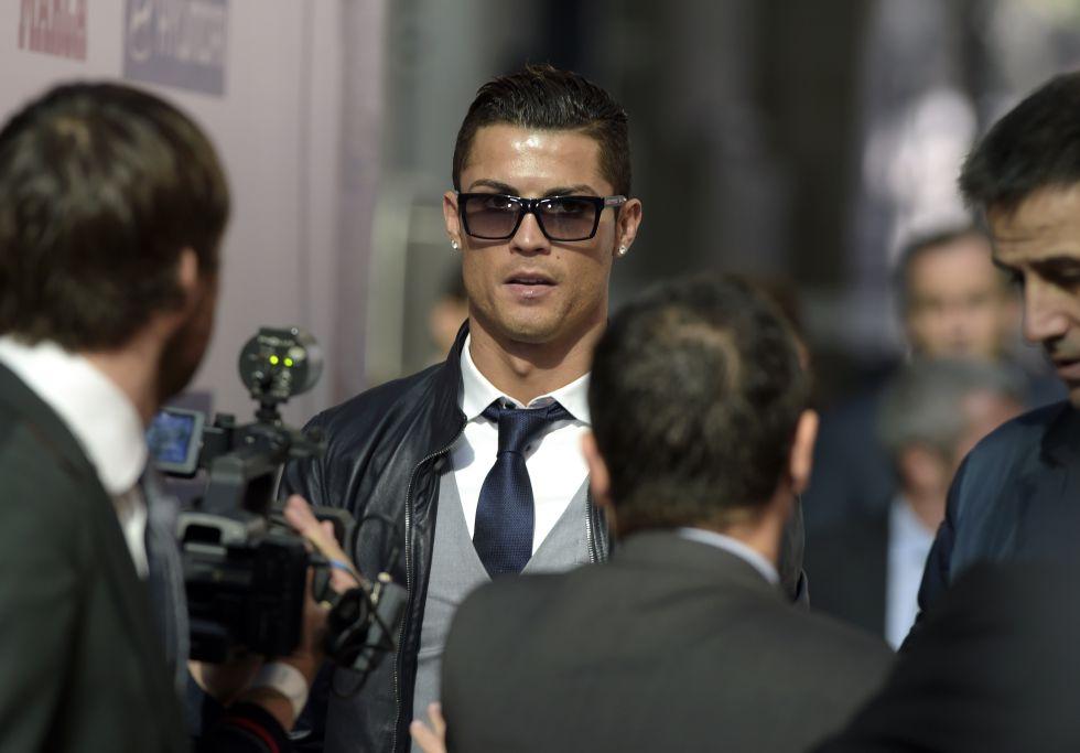 Cristiano Ronaldo mostró su lado más íntimo en una entrevista con Sacoor Brothers