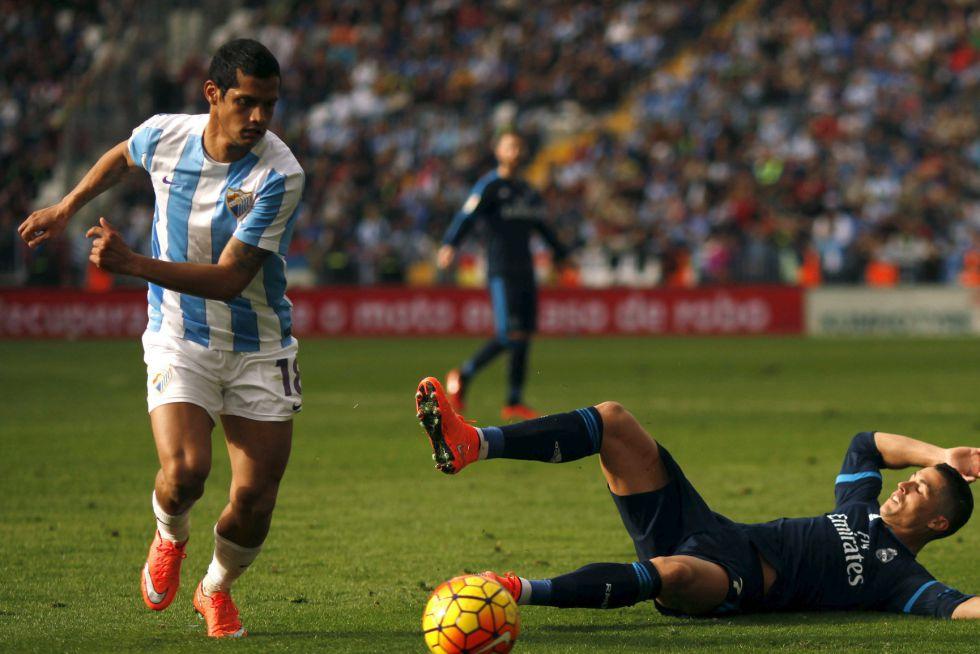 Cristiano no es el único; Roberto Rosales también lo juega todo
