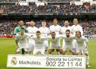 Así llega el Real Madrid al derbi