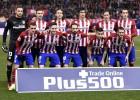 Así llega el Atlético al derbi