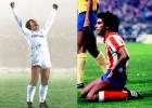 Estos son los 45 futbolistas que jugaron en Madrid y Atleti
