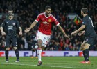 Rashford: comparan su debut a Scholes, Cristiano, Rooney...