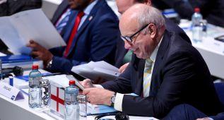 Inglaterra estudia presentarse para el Mundial de 2030