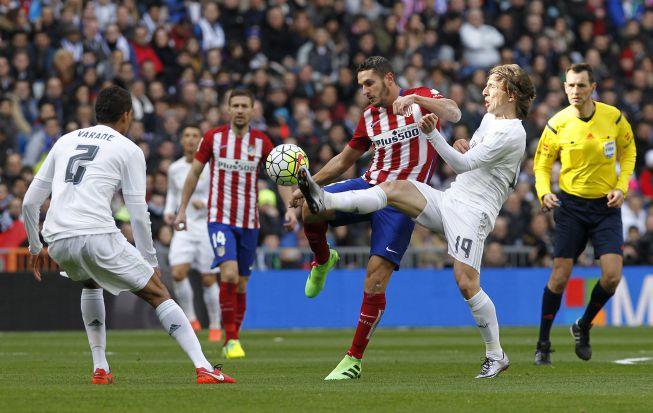 Real Madrid - Atlético de Madrid (0-1), resumen, resultado y goles