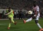 El Sevilla ojeó de nuevo a Praet en el Olympiacos-Anderlecht
