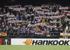 LaLiga denuncia las pancartas en Viena contra el Valencia