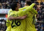 El Villarreal acecha al Real Madrid: se pone a 2 puntos