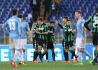 El Lazio cae ante el Sassuolo y se aleja de la zona de Europa