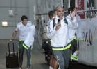 Pepe trabajó con el grupo y será titular ante Levante