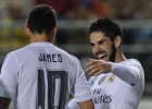 En Inglaterra ven a Hazard en el Madrid si salen Isco y James