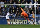 El gol en propia puerta de Kameni ante el Valencia