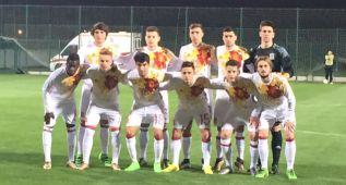 La Sub-19 se impone a Serbia, en su preparación para la Euro