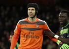 Cech se pierde la vuelta ante el Barça: baja para 4 semanas
