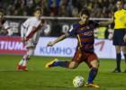 El Barça, 7 penaltis fallados... y se lo ofrece tirar a Mascherano