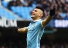 El Manchester City golea al Villa y se acerca al Arsenal