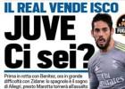 Tuttosport: la Juve, a la carga por Isco, el deseo de Allegri