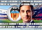 Los memes más divertidos del Valencia-Atlético de Madrid