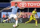 Tres estrellas de la MLS se perderán la jornada inaugural
