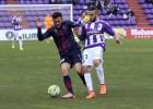El Huesca gana a un Valladolid desastroso y sin ideas