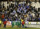 El Leganés golea, sigue líder y hace tambalearse a Sampedro