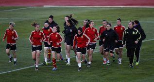 La Selección de Jorge Vilda se reencuentra con Escocia