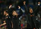 Así fueron los partidos de Totti en el Bernabéu en Champions