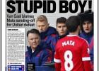 Inglaterra se ceba con Mata por su expulsión: