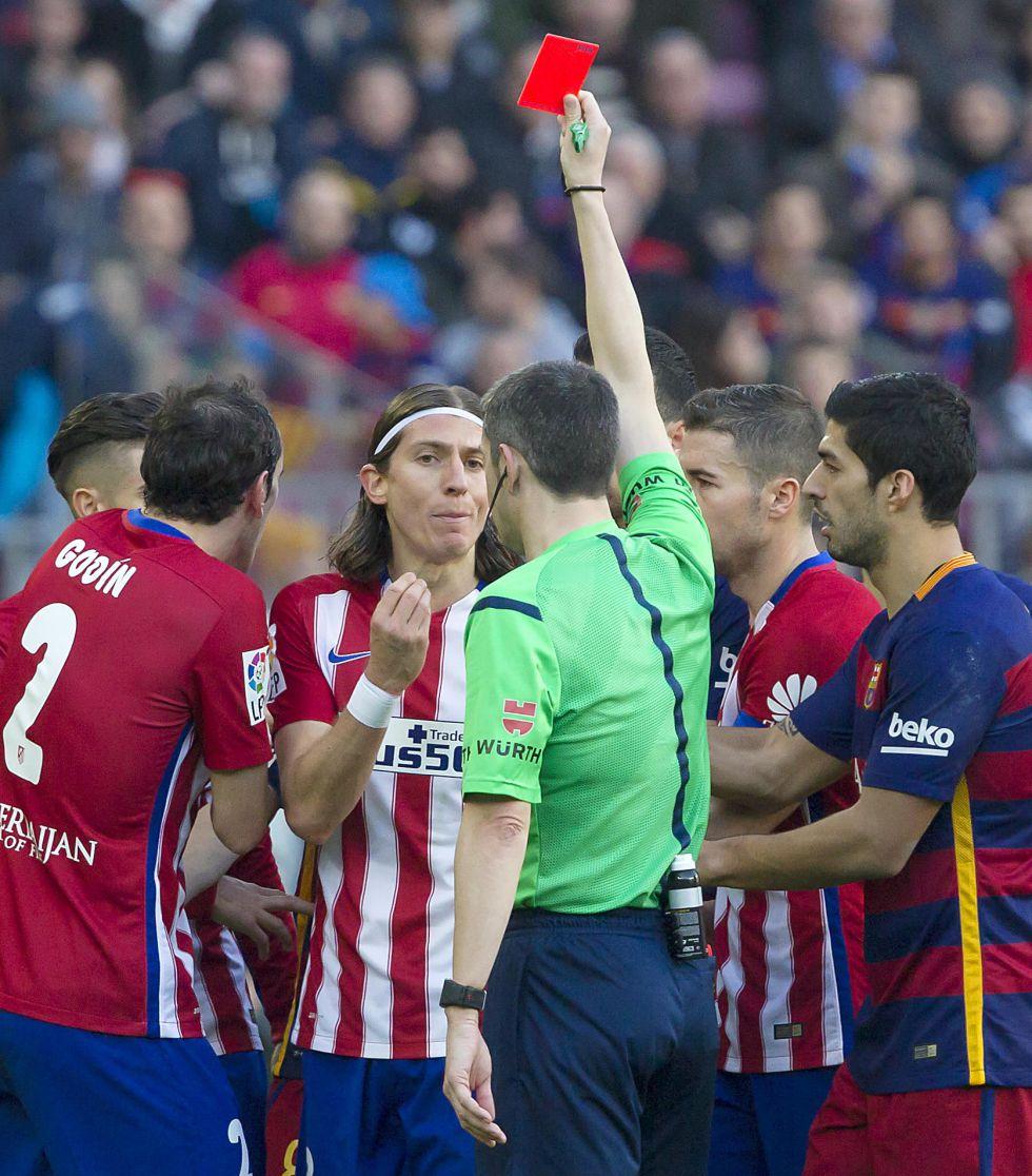 """Filipe: """"Messi es el protegido de la prensa y de la Liga"""""""
