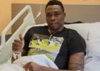 Kameni ya ha sido operado y estará mes y medio de baja