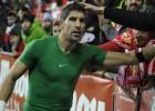 Iraizoz renueva con el Athletic hasta 2017 automáticamente
