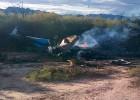 10 de marzo: trágico accidente de helicóptero (2015)