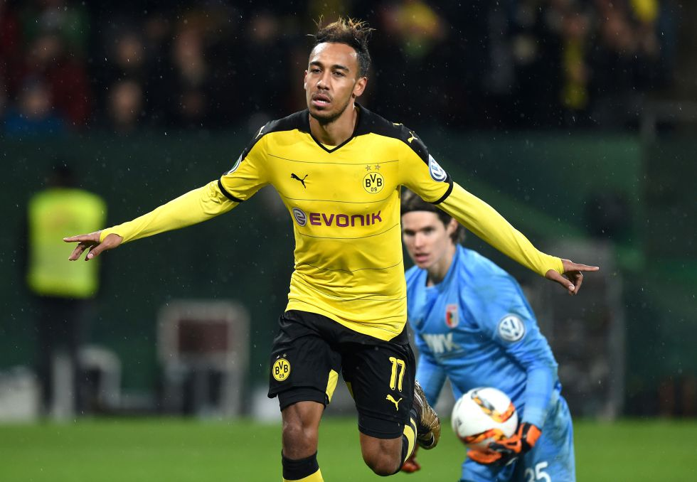 Real Madrid have sealed a deal with Aubameyang