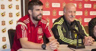 """Del Bosque: """"No voy a prohibir el Periscope en la Selección"""""""
