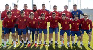 La Sub-17 debuta en el PreEuropeo ante Israel