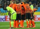 El Lazio empata, el Shakhtar brilla y el Fenerbahçe sufre