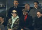 Bronca a Beckham del Chelsea por celebrar un gol del PSG