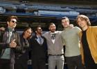 Tres estrellas de Bollywood visitaron el Santiago Bernabéu