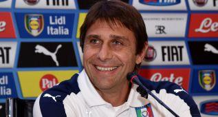 La marcha de Conte de Italia es oficial; se acerca al Chelsea
