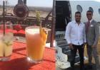 Cristiano estuvo de nuevo en Marrakech en sus 2 días libres